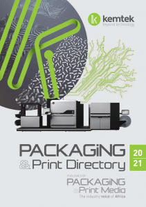 Packaging & Print Directory 2020/2021