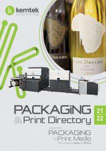 Packaging & Print Directory 2021/2022