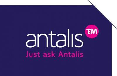 Logo Antalis card ok